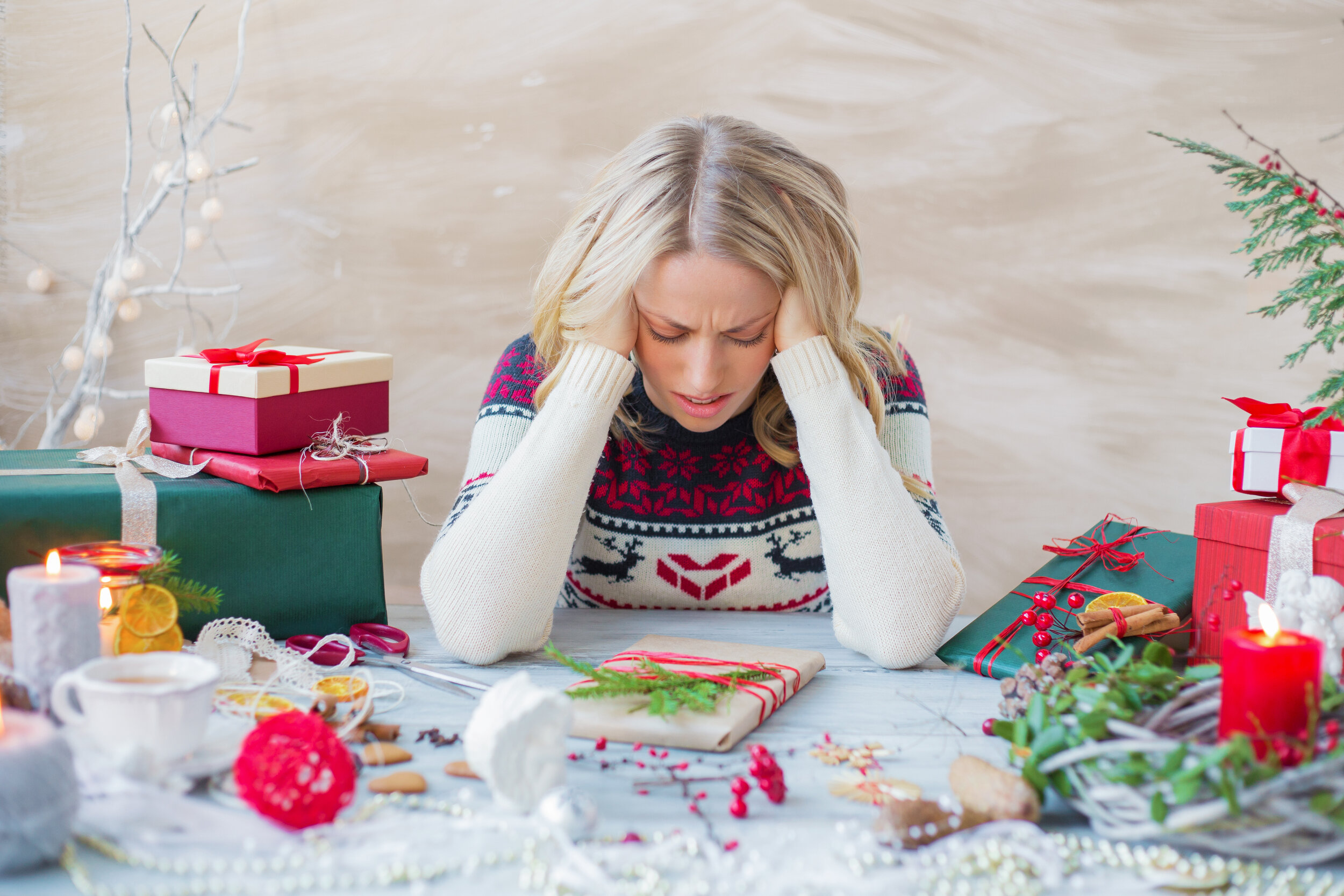 How to De-Stress During the Holidays